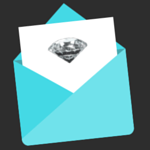 diamond-envelope